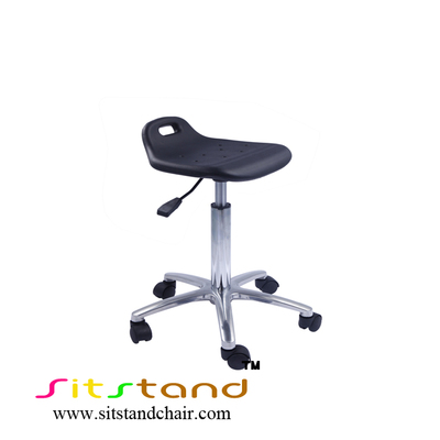 TF01-3 PU ISF foam cushion cleanroom stools