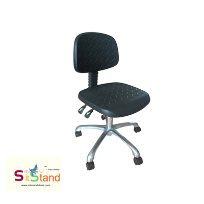 TF16 PU ISF cleanroom furniture chair