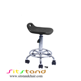 TF01-1 ESD Stool with little backrest