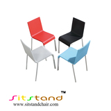 ISF PU foam  dinning chair