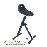 TFS03 Foldable sit stand stool