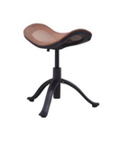 mesh saddle guitar music chair
