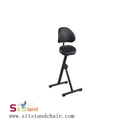 ergonomic dental saddle chair