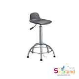 stainless dental chair with small backrest