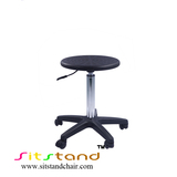 TF05-2 ESD plastic five star foot chair