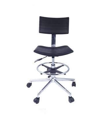 lab chair with high back