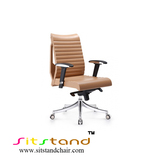 TFF01 PU foam office chair